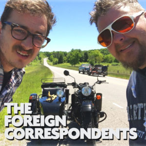 The Foreign Correspondents