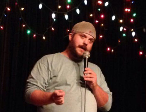 Comedy Happy Hour – Jesse Hensley