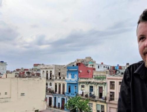 """Episode 8 – """"Cuba"""" w/Todd Fitt"""